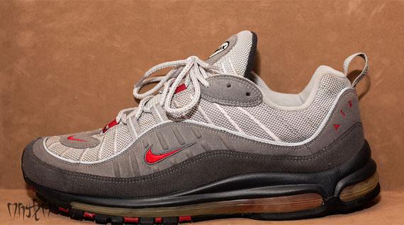2000 Nike Air Max Plus Tn Gris Frais