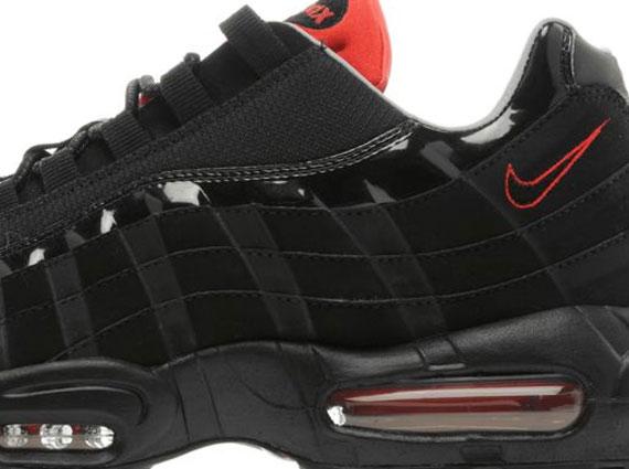 últimas colecciones Nike Air Max 95 Negro Rediffmail / Universal falsa precio barato venta barata populares BbOt8JY