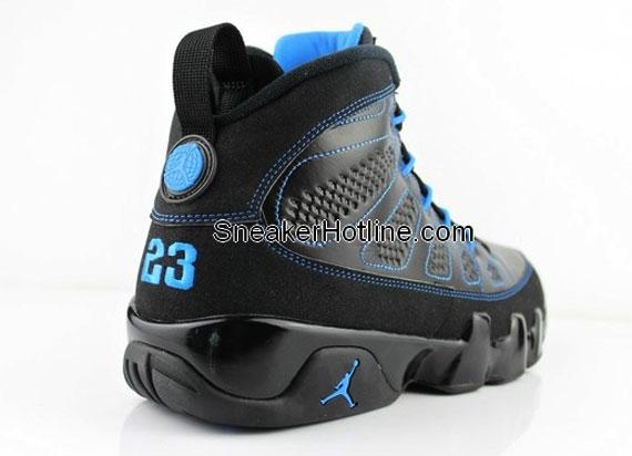 air jordan 9 blue