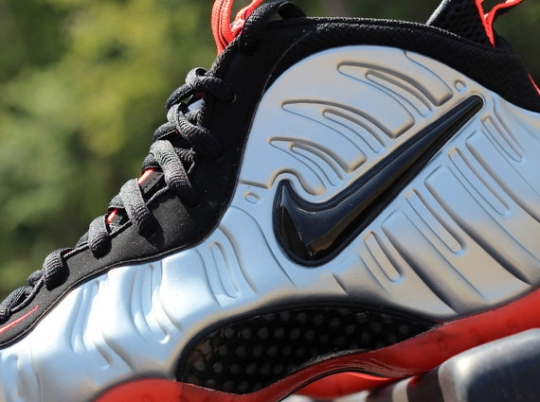 "Nike Air Foamposite Pro ""Bright Crimson"" – Arriving at Retailers"