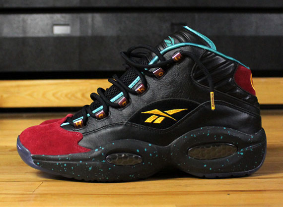 31ef666e38e9 Burn Rubber x Reebok Question for Apollos Young - Release Reminder ...