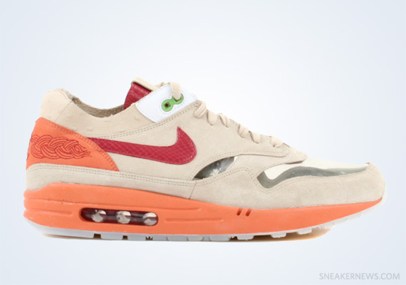 Classics Revisited: CLOT x Nike Air Max 1 (2006