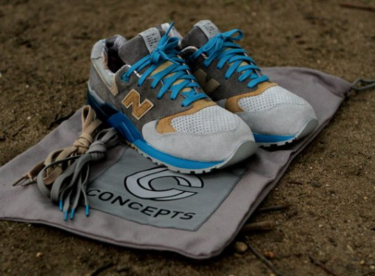 CNCPTS x New Balance 999 'S.E.A.L' – Kith Release Info