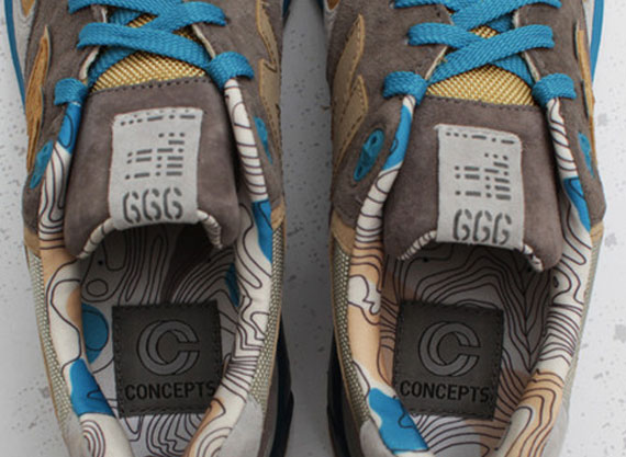 concepts x new balance 999 seal for sale