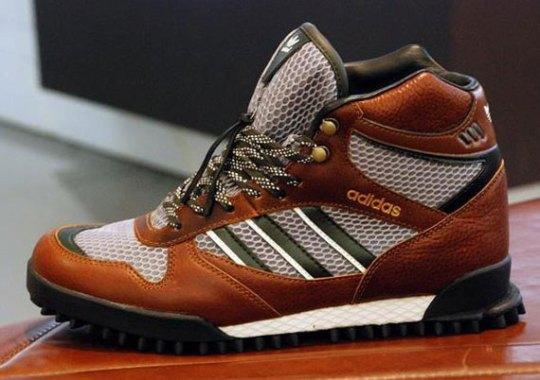 """David Beckham x adidas Originals Marathon TR Mid """"Sand Storm"""""""