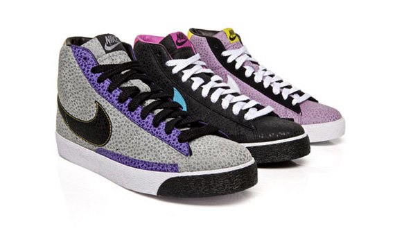 finest selection b7d19 1e811 Classics Revisited DQM x Nike Blazer Mid (2008) - SneakerNew