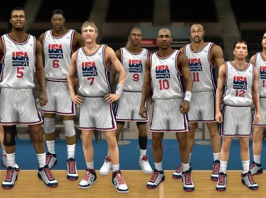 1992 Dream Team in NBA 2K13