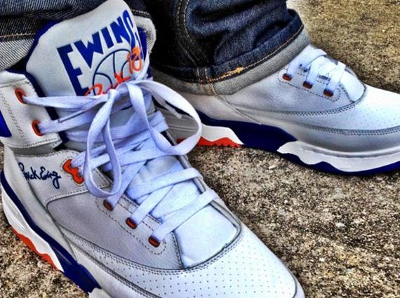 premium selection c60a8 f190f best Ewing 33 Hi quot Knicksquot
