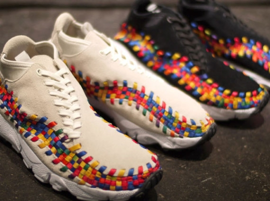 """Nike Footscape Woven Chukka Motion """"Rainbow"""" Pack – U.S. Release Date"""