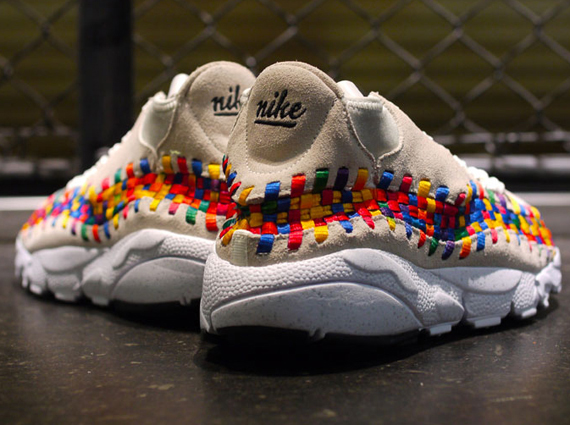 reputable site 5c0bf 3f461 Nike Footscape Woven Chukka Motion
