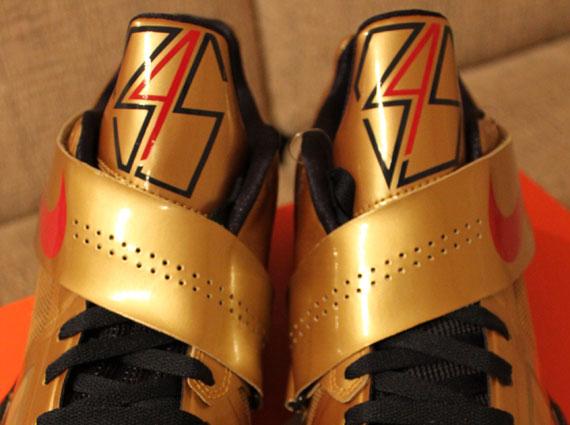 detailed look 8f269 f8897 Nike Zoom KD IV