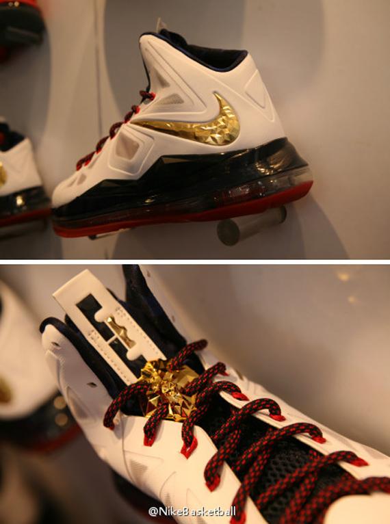 best sneakers 1be3e bdd0e Nike LeBron X+