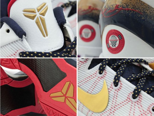 "Nike Zoom Kobe VII System ""Gold Medal"""