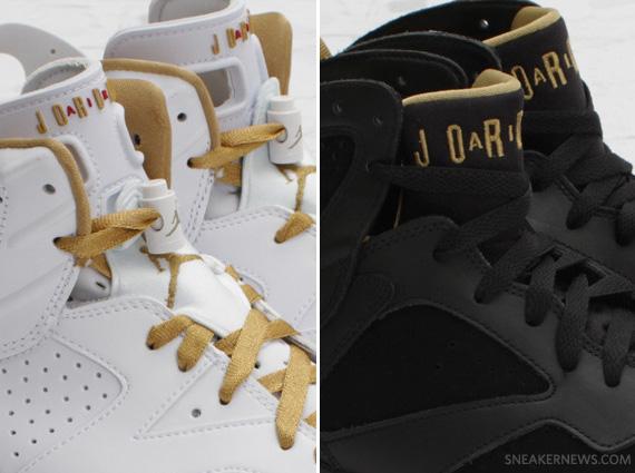 Air Jordan 7 Retro (gs) Gylne Øyeblikk 6s GiSxBy