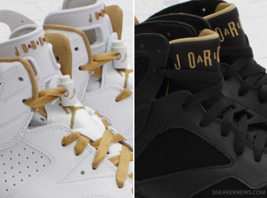 Air Jordan Golden Moments Pack – Arriving At Retailers