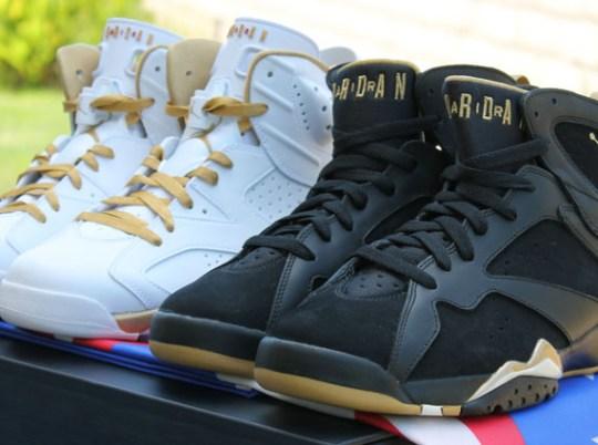 Air Jordan Golden Moment Pack – Release Reminder