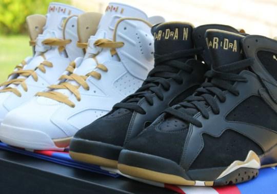 size 40 864d7 fdb68 Air Jordan Golden Moment Pack – Release Reminder