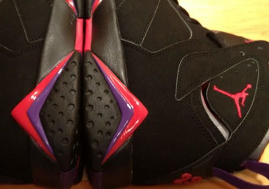 "Air Jordan 7 ""Raptors"" – Available Early on eBay"