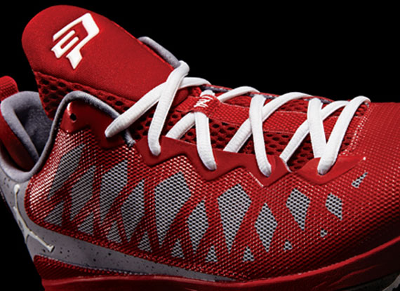 new products 463ff 781a8 Jordan CP3.VI Red Grey durable service