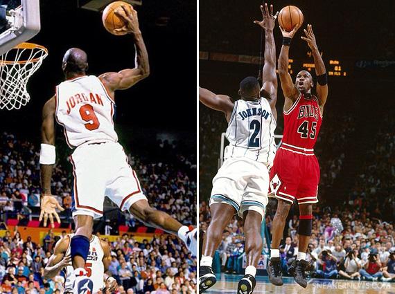 Michael Jordan Back To The Future Shoes