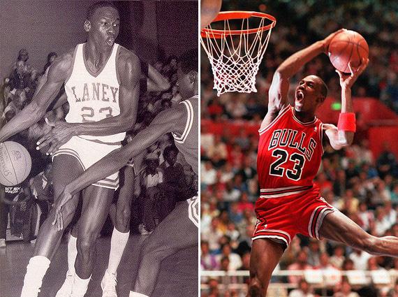 iogffk Michael Jordan Wears #12 Jersey - SneakerNews.com