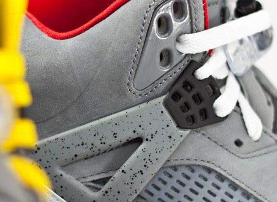Jordan Spiz ike iD - Cement + Nubuck Samples - SneakerNews.com ece3aa85516f