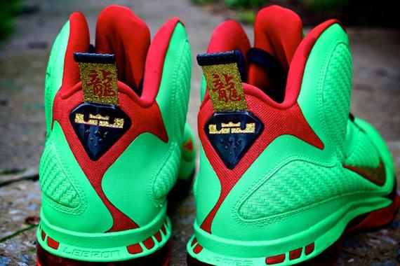 Nike Mikey Custom Shoes