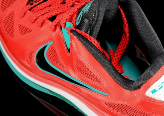 """Nike LeBron 9 Low """"Liverpool"""" – Release Date"""
