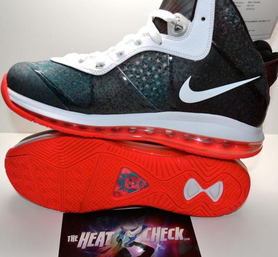Nike LeBron 8 quotFlamingo/Miami Nightsquot Sample on eBay good