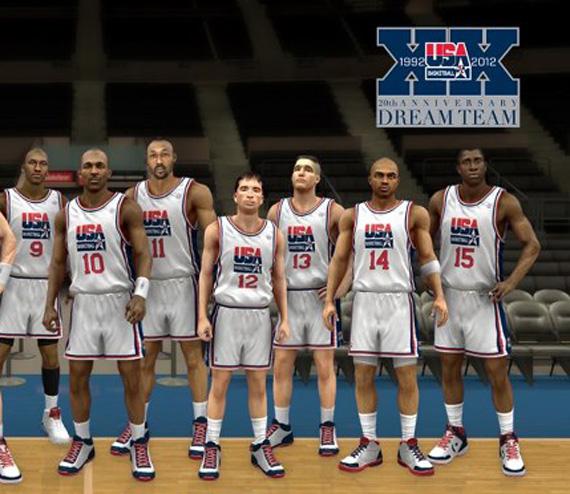 1992 Dream Team in NBA 2K13 - SneakerNews.com - photo #16