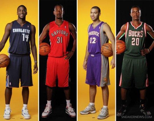 NBA Rookie Media Day 2012