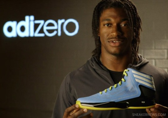 NFL Stars Design adidas adiZero Crazy Light 2