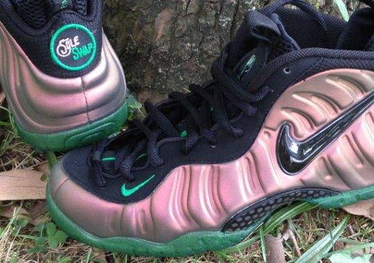 "Nike Air Foamposite Pro ""Camo"" Customs by Sole Swap ac2637443184"