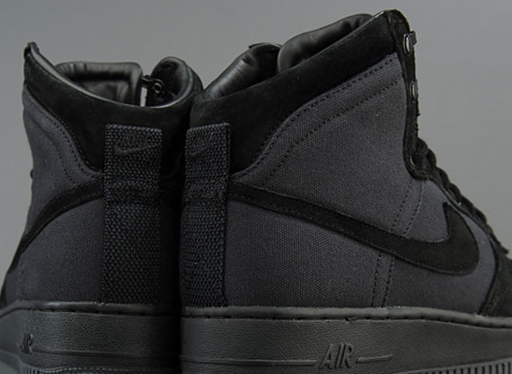 nike air force 1 high dcn military bt – black