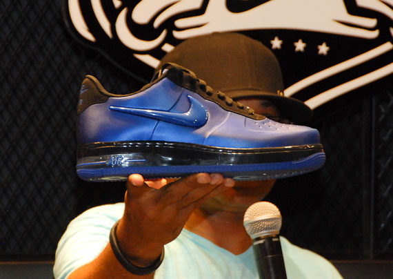 nike air af1 foam posits sneakers