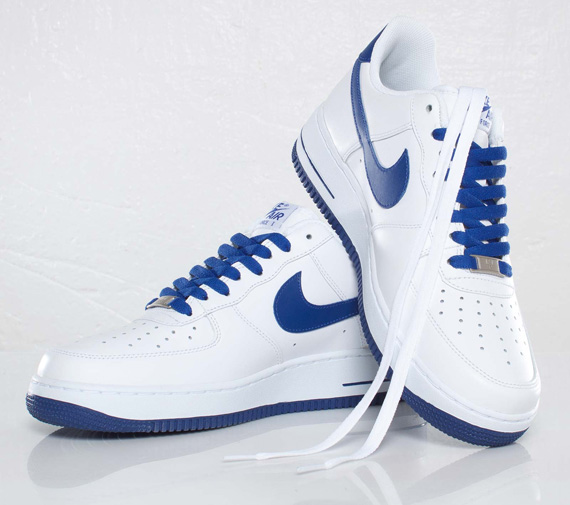 Air Force 1 Low Blue