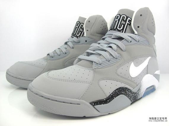 Nike Force Grey