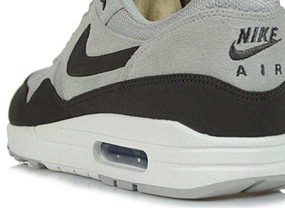 outlet store 589cb 3be01 Nike Air Max 1 – Granite – Deep Smoke – Sail
