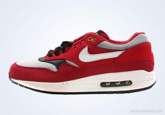 "Classics Revisited: Nike Air Max 1 ""Urawa"" (2004)"