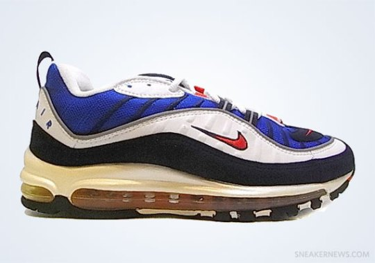 Classics Revisited: Nike Air Max '98 (1998)