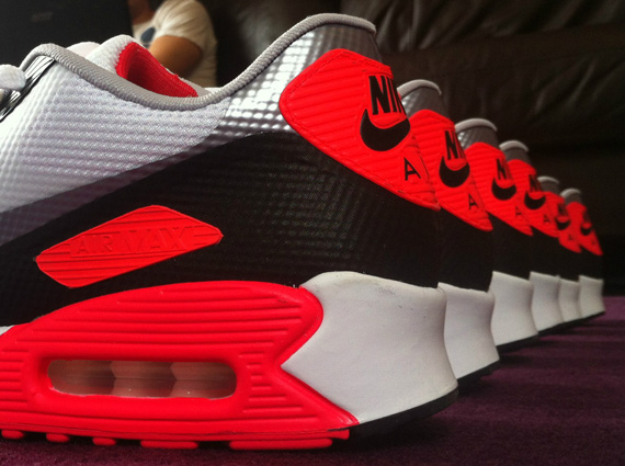 Nike Air Max 90 Infrared Images & Pictures - Becuo