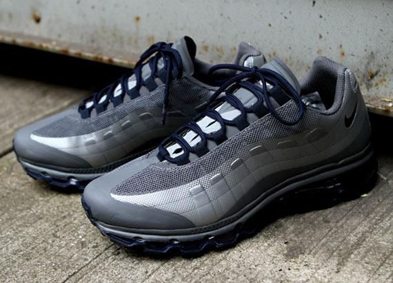 promo code cce22 c9198 Nike Air Max 95+ BB – Dark Grey – Wolf Grey – Obsidian