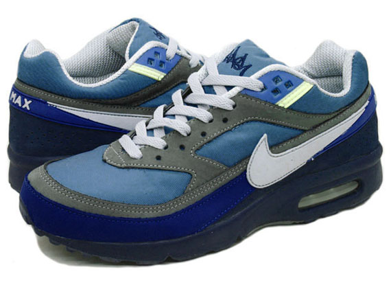 new concept 3dfc3 f7184 ... Stash x Nike Air Classic BW (2003) ...