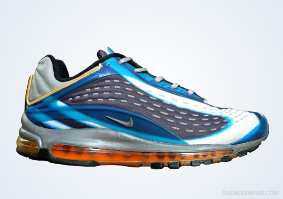 best website 75692 fd52d Nike Air Max Deluxe (1999)