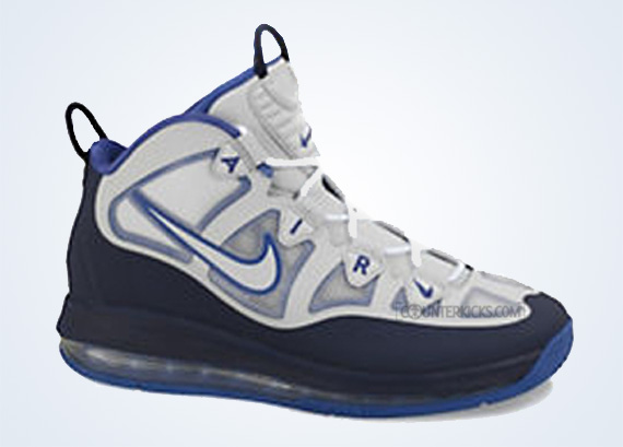 Nike Air Max Uptempo Fuse 360 Added Colorways