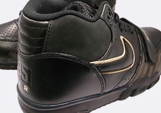 "Nike Air Trainer 1 Premium ""BB51"" – Black – Khaki"