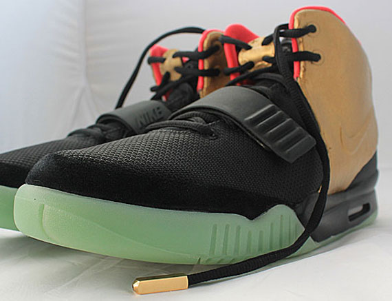 The Nike Air Yeezy ...