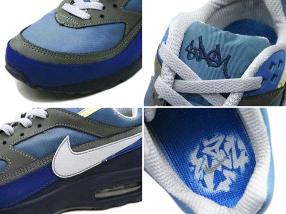 hot sale online ada68 09408 Stash x Nike Air Classic BW (2003)