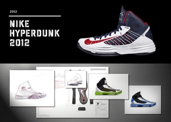20 Years Of Nike Basketball Design  Lunar Hyperdunk+ (2012 ... b3c777512958