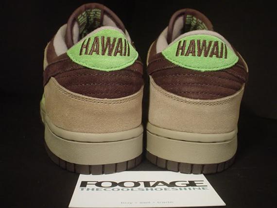 nike dunk aloha